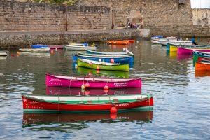 Barques, Saint Jean de Luz